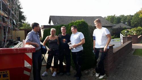 Haustürbesuche in Neuenkirchen