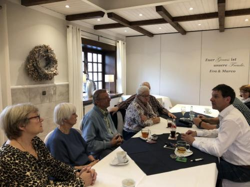 Stammtisch der Senioren-Union Schneverdingen/Neuenkirchen und CDU Schneverdingen