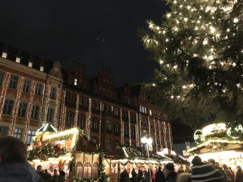 Landtagsfahrt im Dezember 2017 / Weihnachtsmarkt